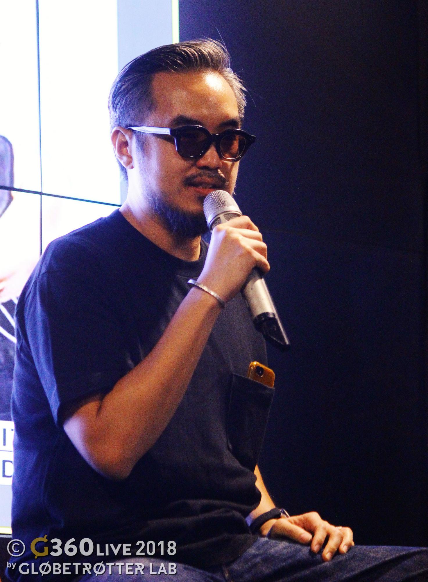 Leonard Theosabrata, Founder of Indoestri Makerspace & Goods Dept.