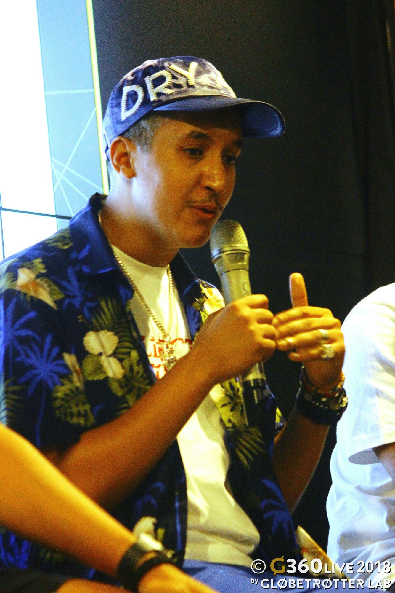 Abderrahmane Trabsini, Co-Founder of Daily Paper