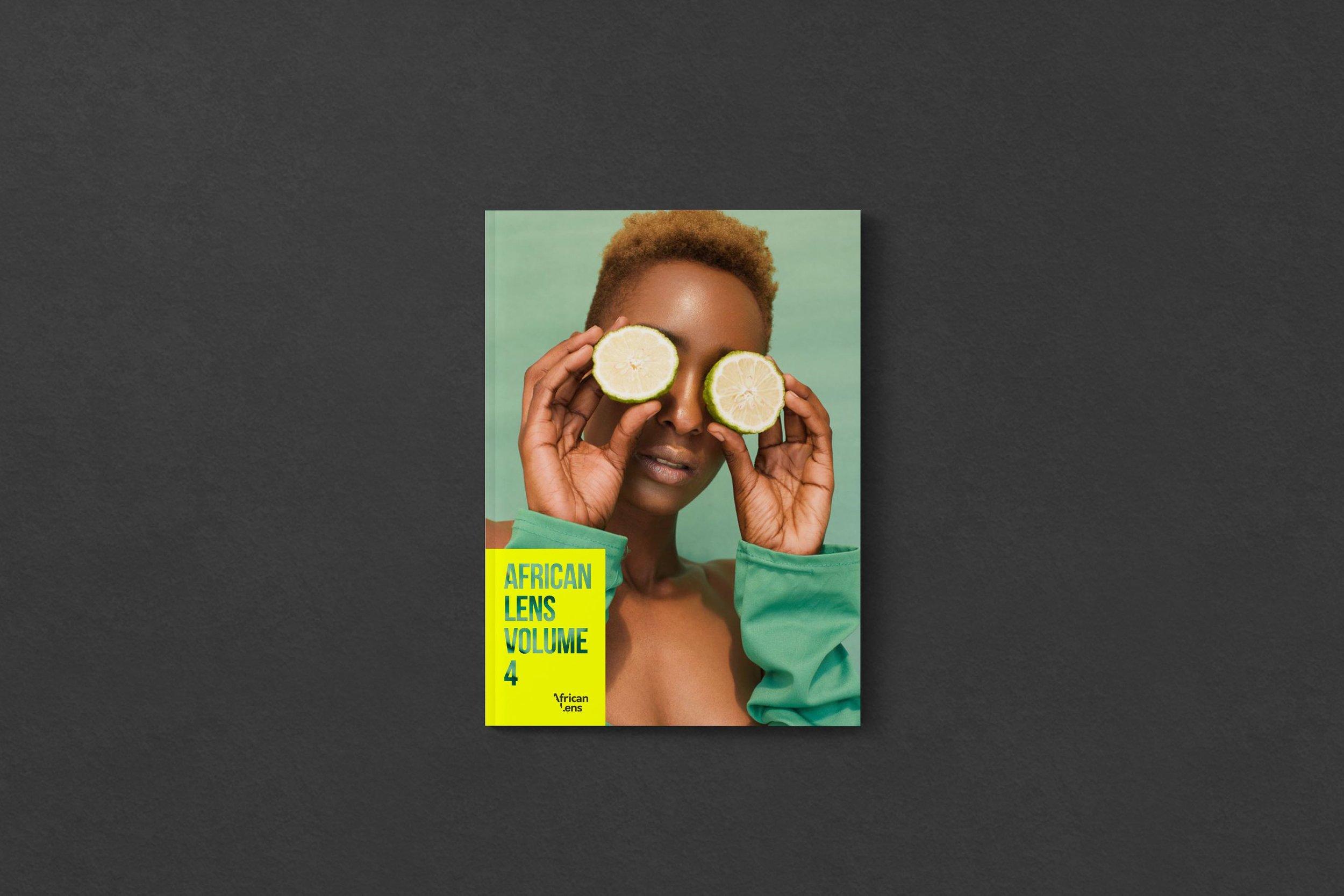 African Lens Volume 4 Celebrates Contemporary Female Photographers from Africa and its Diaspora - Cover 'Diaspora'.jpg