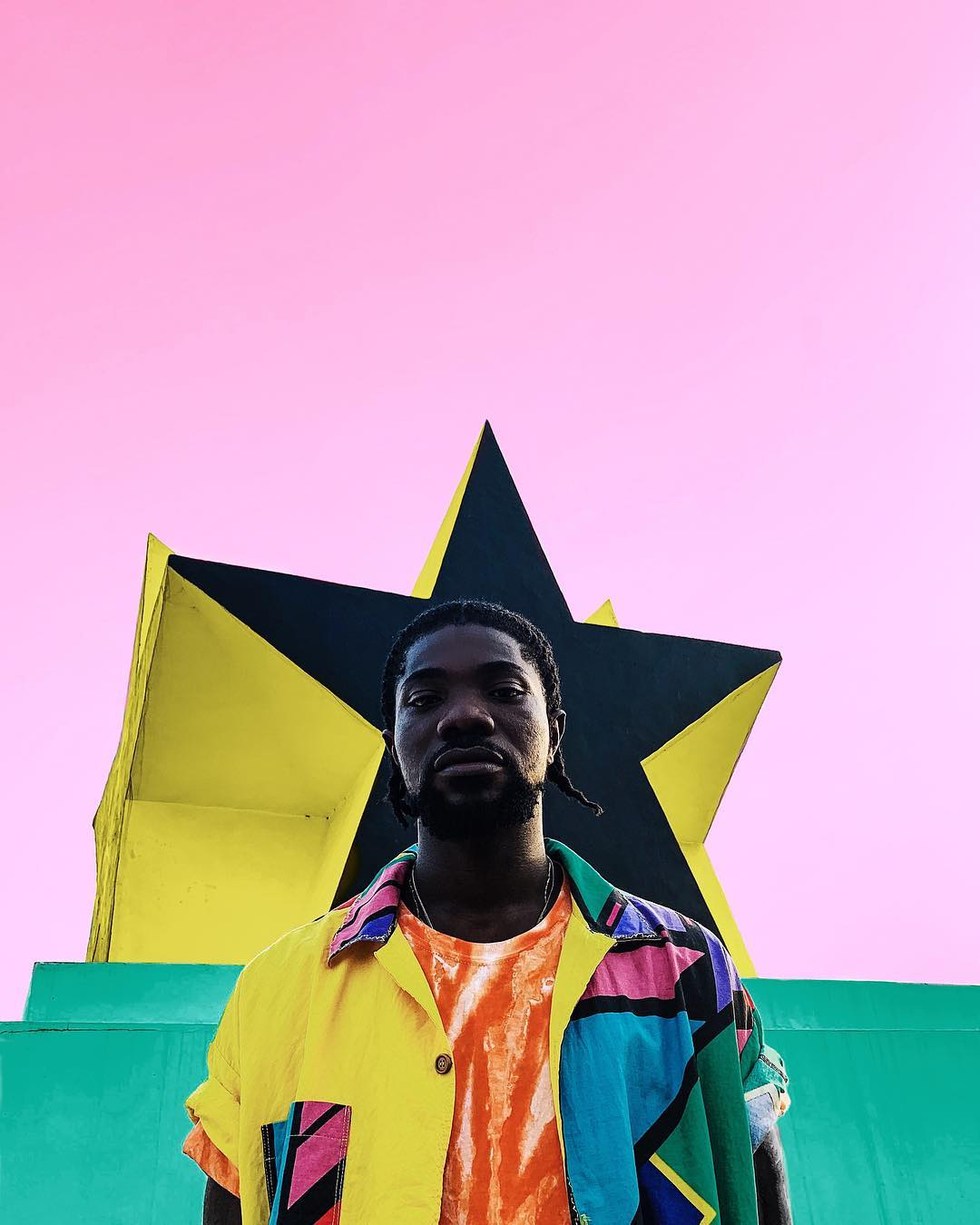 Ghanaian Photographer Prince Gyasi commissioned by Apple to shoot a series of photographs featuring hiplife artists to commemorate MLK Day - 01.jpg
