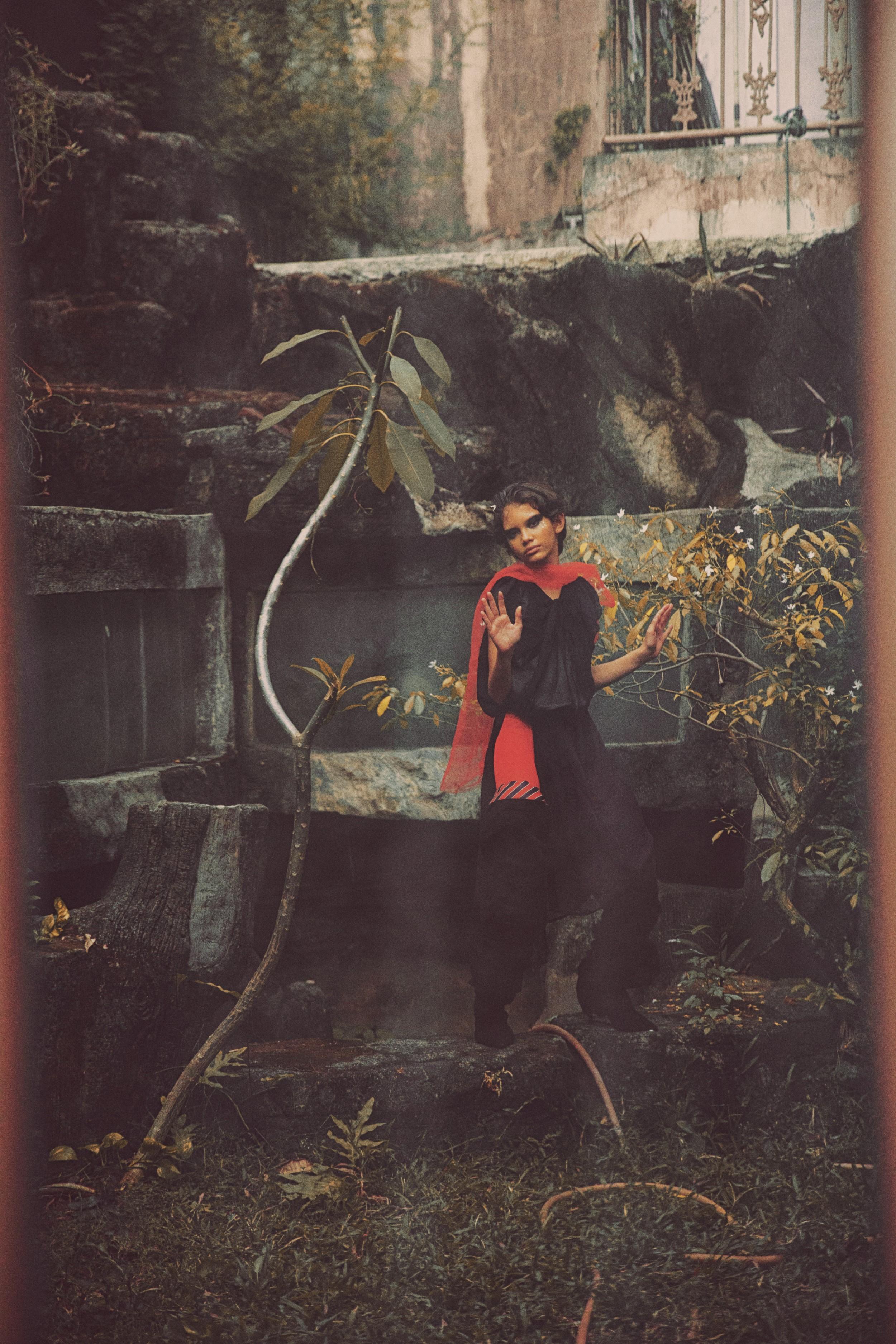 Indonesian Photographer Bintang Adamas 'Shakira' Series for Through the Photographer's Lens, Globetroter Magazine (01).jpg