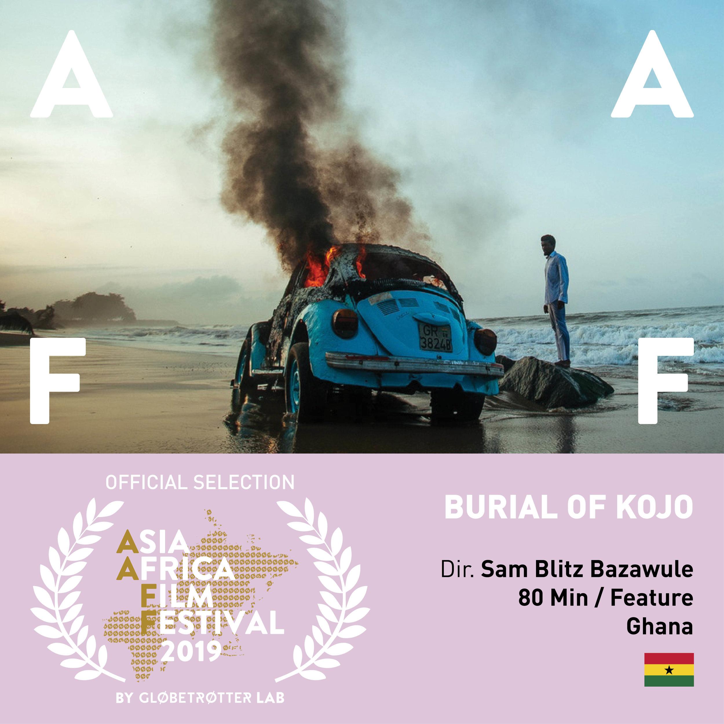 third batch of movies | asia africa film festival 2019