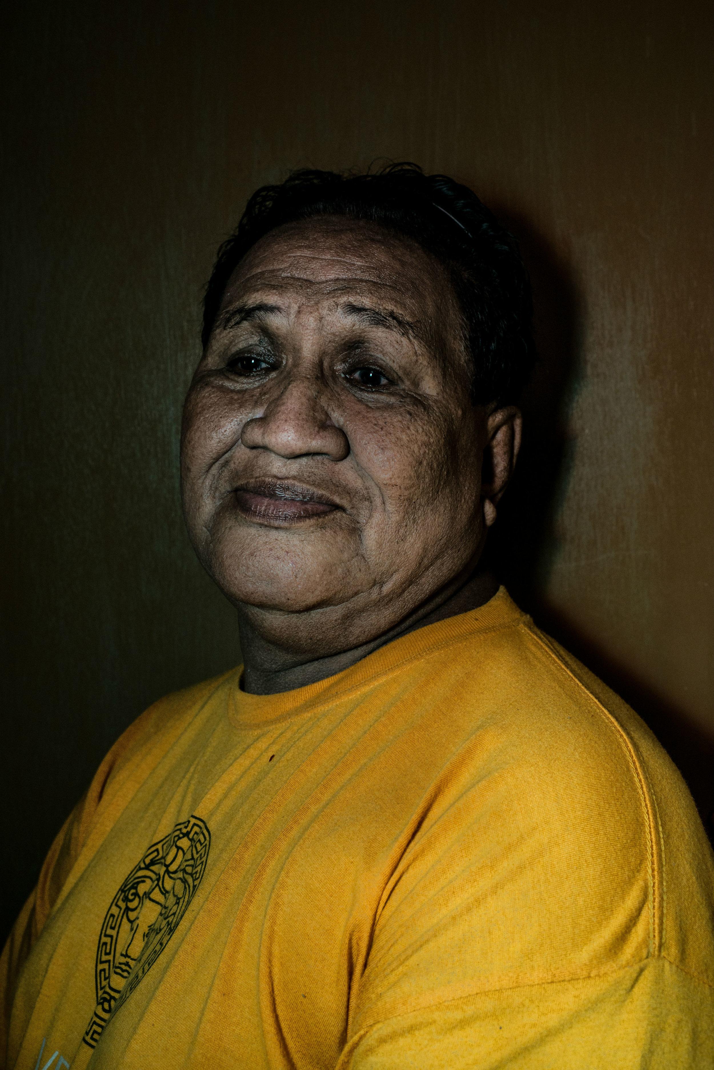 Yoti, 81 years old. Jakarta, 2013.