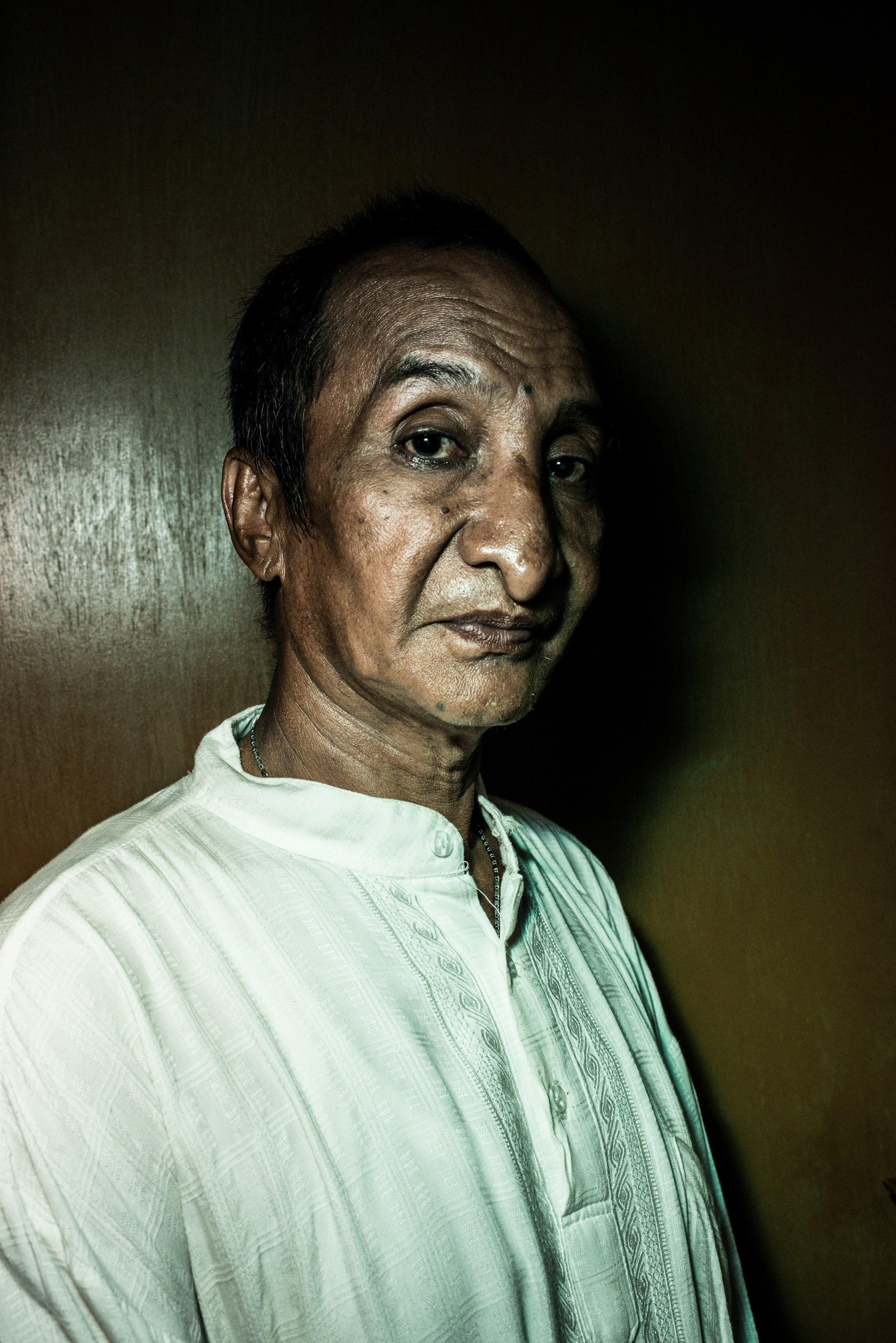 Darmi, 63 years old. Jakarta, 2013.