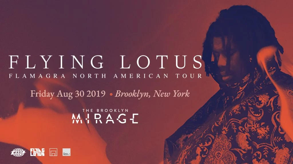 30 august 2019; flying lotus live; brooklyn, new york; globetrotter magazine.png