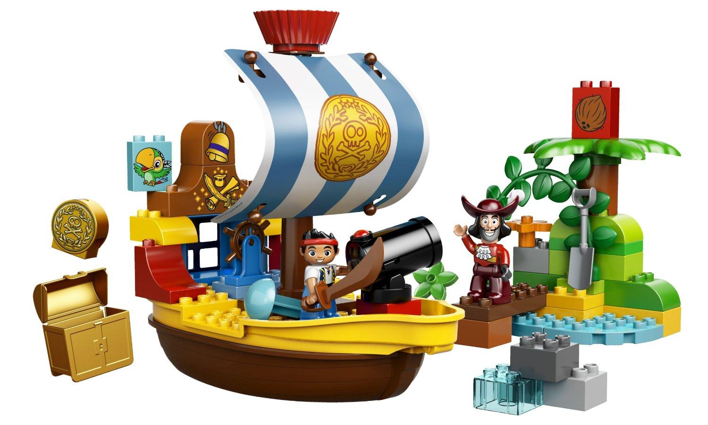 Disney Jake's Pirate Ship Bucky