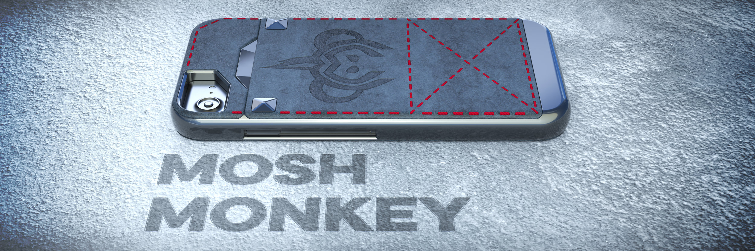 Consumer Electronics Design, Packaging Design, Branding    Mosh Monkey    VIEW PROJECT