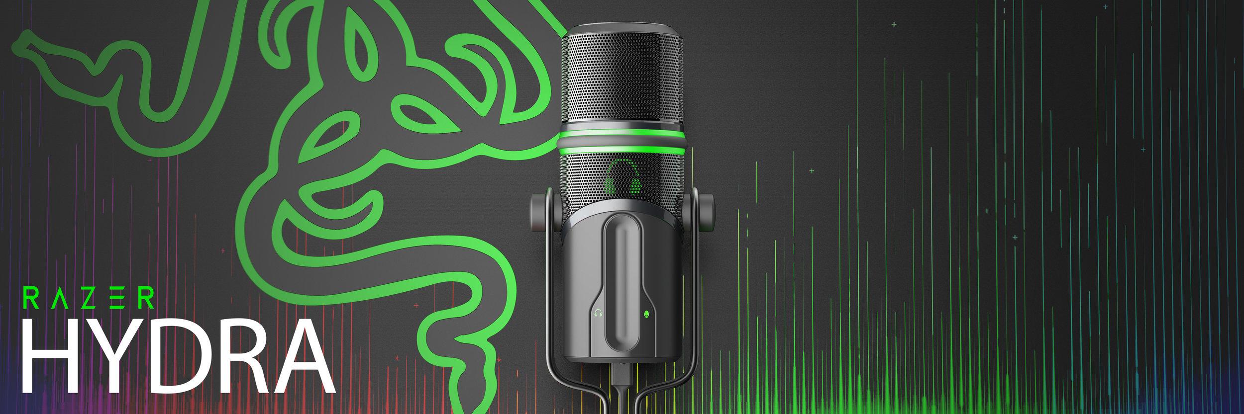 UX Design, Consumer Electronics Design    Razer Hydra    View Project