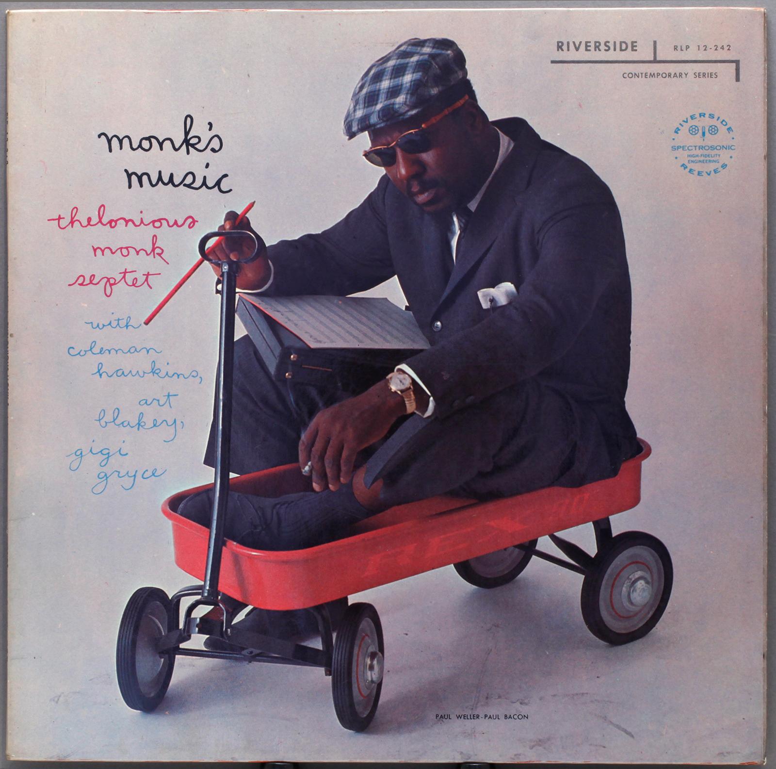 Monk's Music , Thelonious Monk, 1957