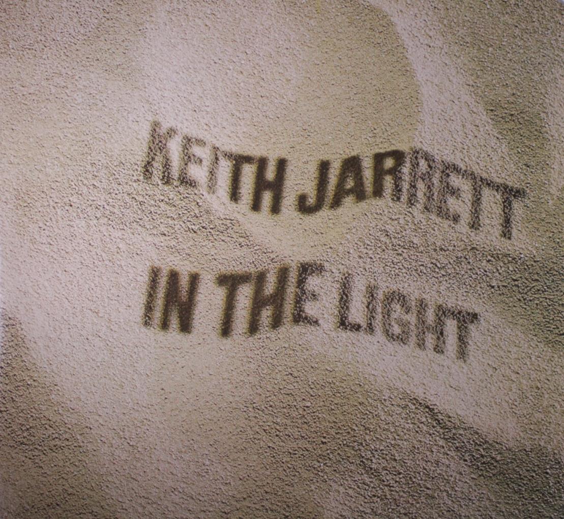 Barbara Wojirsch's design for Keith Jarrett's  In the Light  (1973).