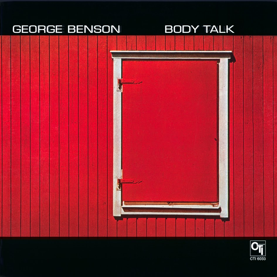 Turner's image for George Benson's  Body Talk  (1973, CTI Records).
