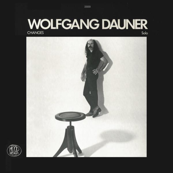 Grindler's work on Wolfgang Dauner's  Changes , Mood Records, 1978