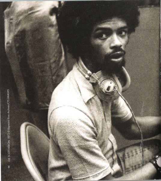 Gil Scott-Heron, 1972
