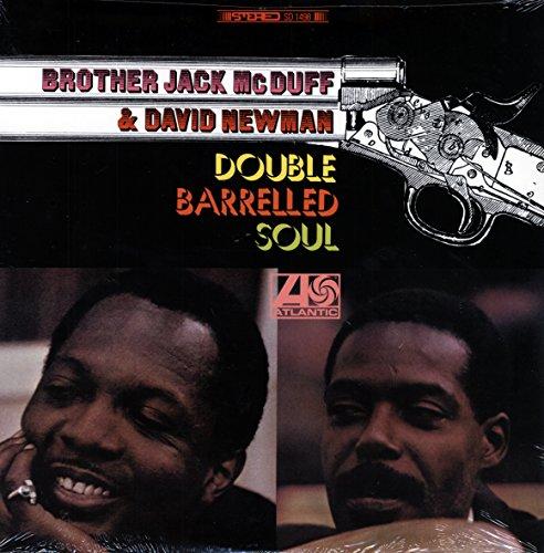 Jack McDuff and David Newman, Double Barrelled Soul, Atlantic Records, 1967