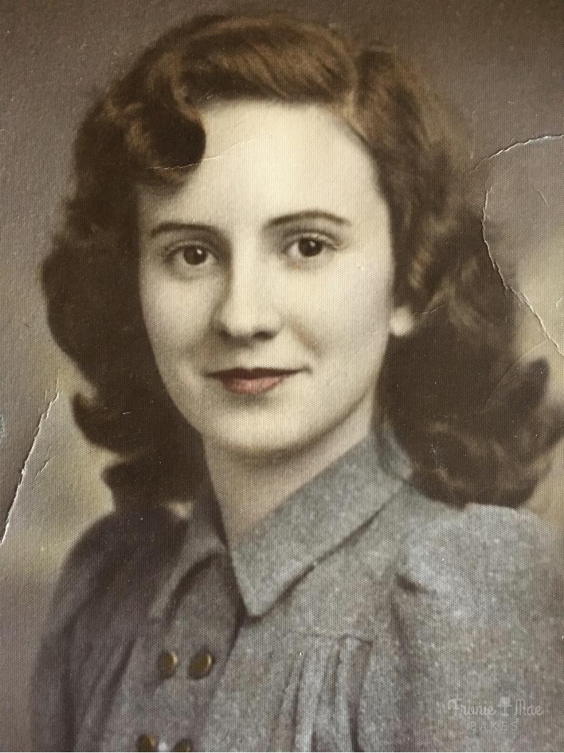 Wanda Mae of Fronie Mae Bakes