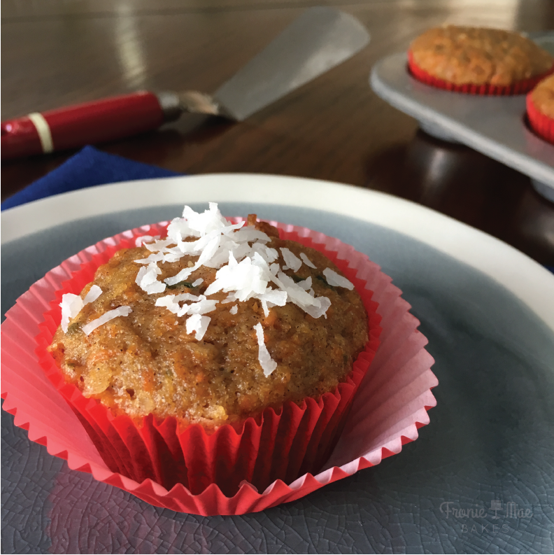 Sunshine Muffin Recipes by Fronie Mae Bakes