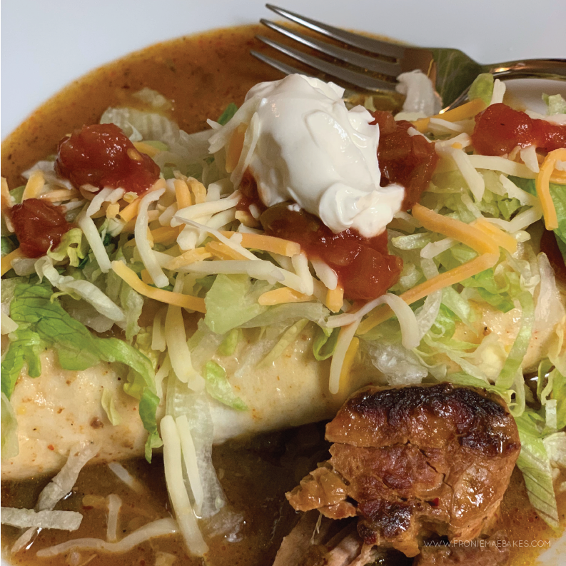 Quick and Easy Instant Pot Pork Green Chili by Fronie Mae Bakes