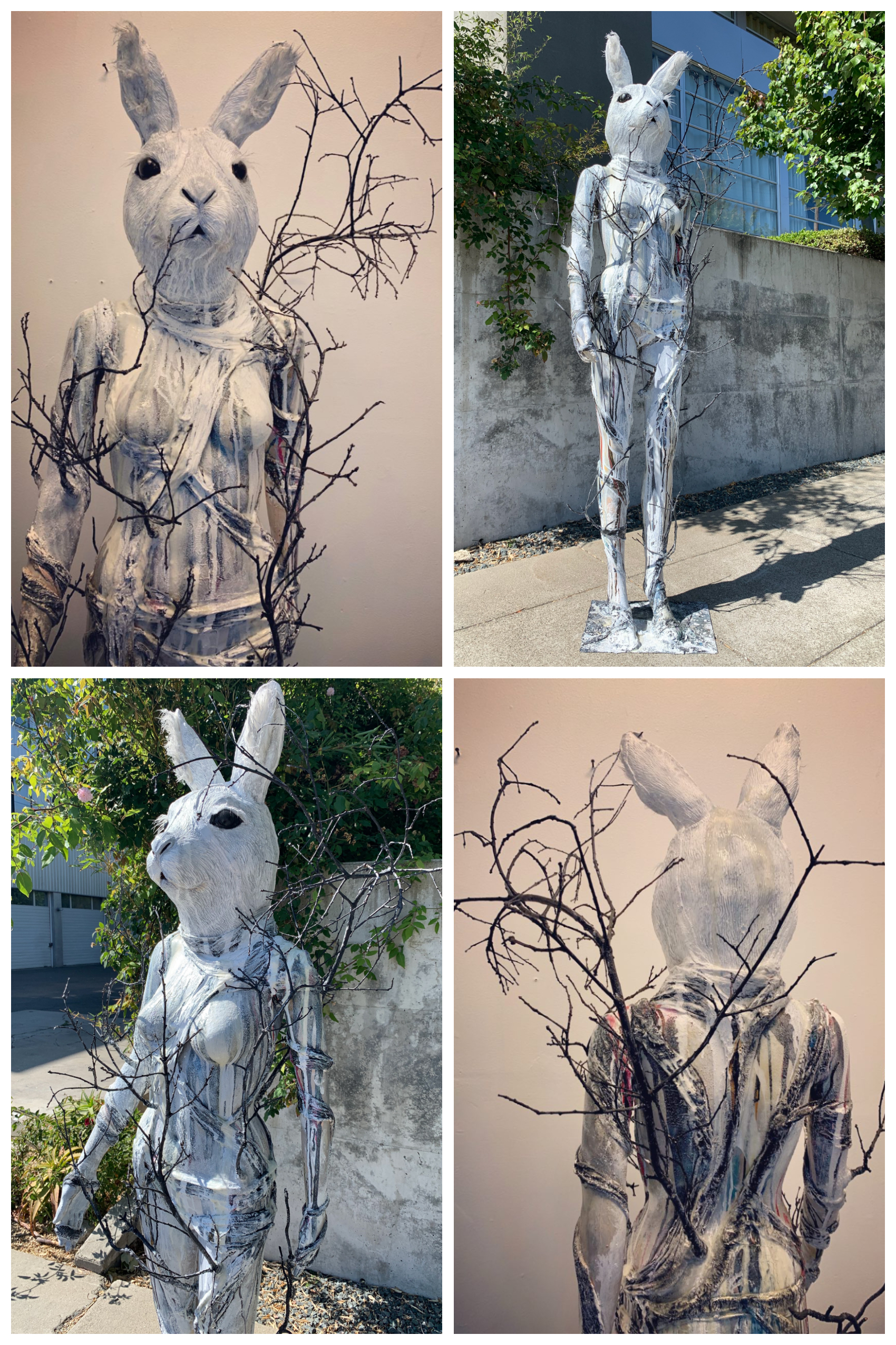"""Transfusion #25 – """"This bunny is one of us"""""""