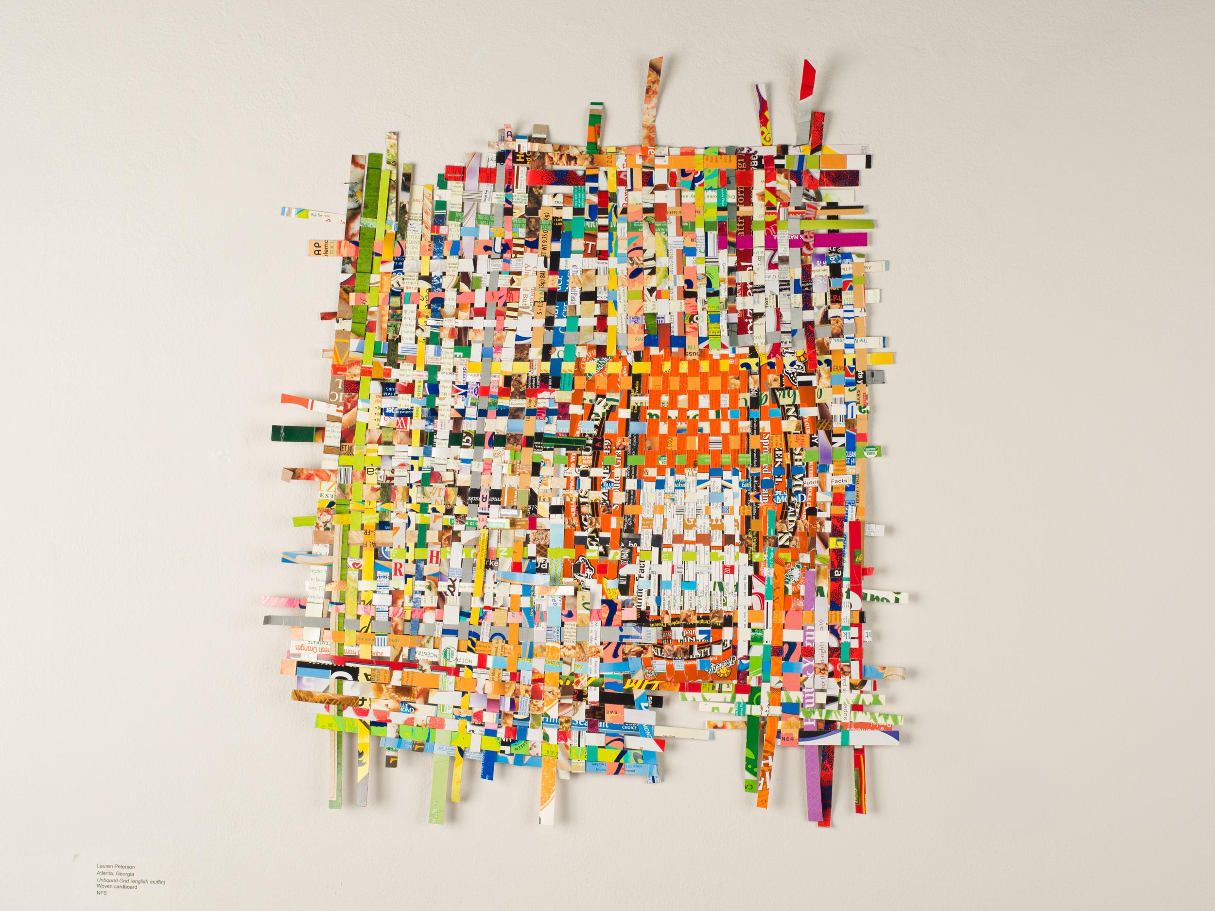 Unbound Grid (english muffin)   Lauren Peterson   Atlanta GA