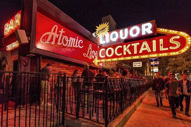 We're ready to close out 2018 with some of our closest friends including you!  #vegas #dtlv #draaaanks #cocktails #mixology #lasvegas #beer #beerstagram #beerlover #vintagevegas #bar #bars