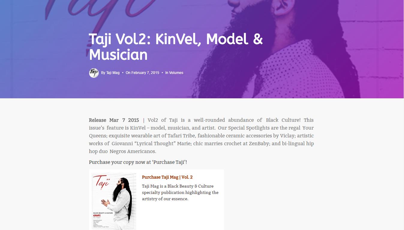 2015   Taji Magazine