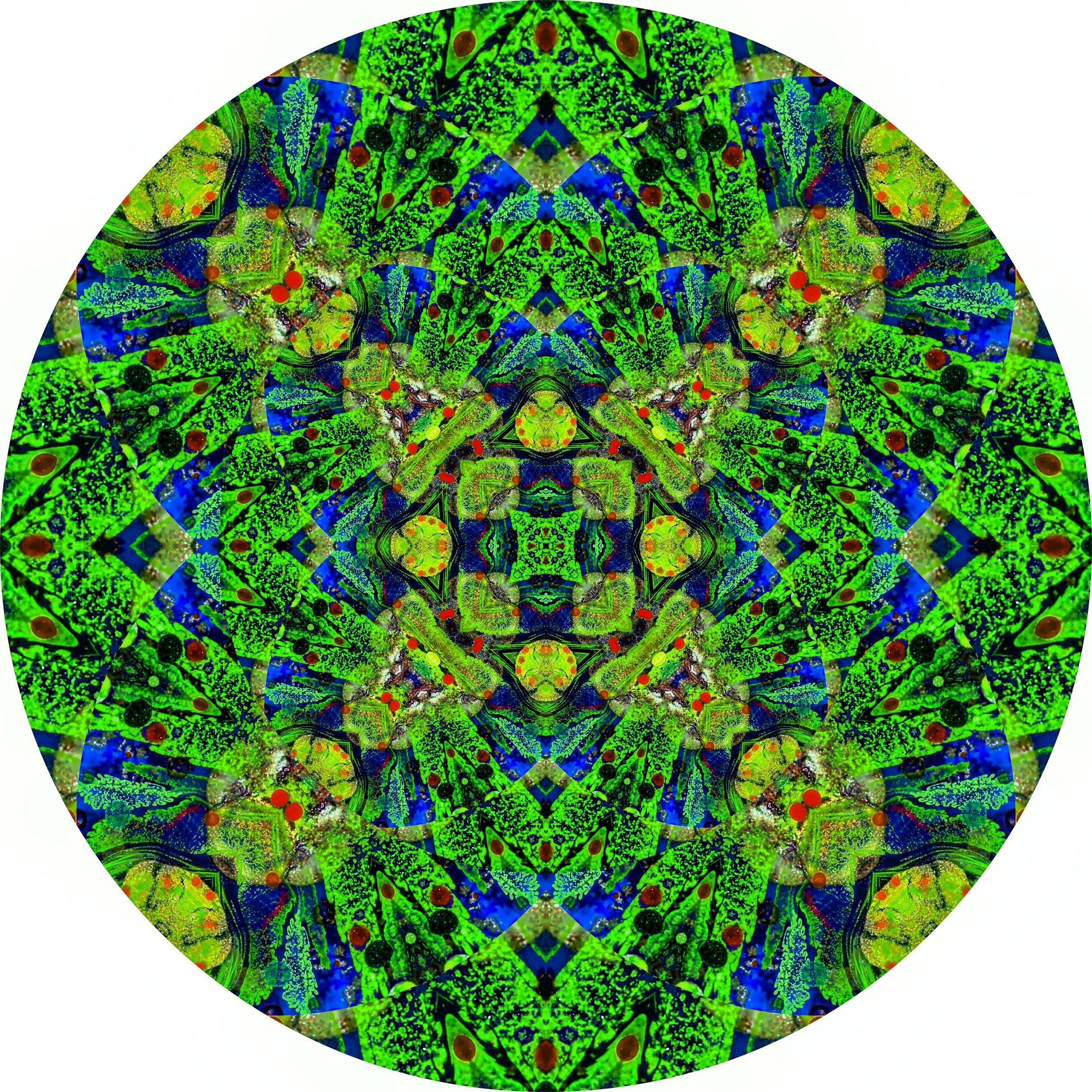 Green Galaxy #A 9.JPG