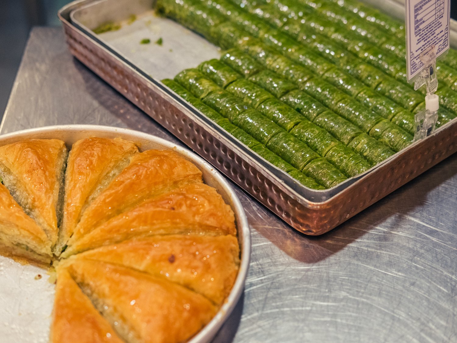 The World's Largest Baklava, Turkey
