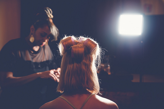 Backstage - andy phan photography