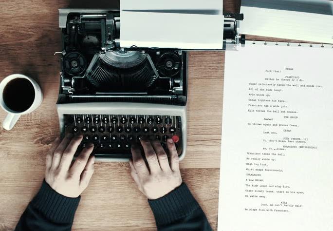 script writing : écriture de scénario