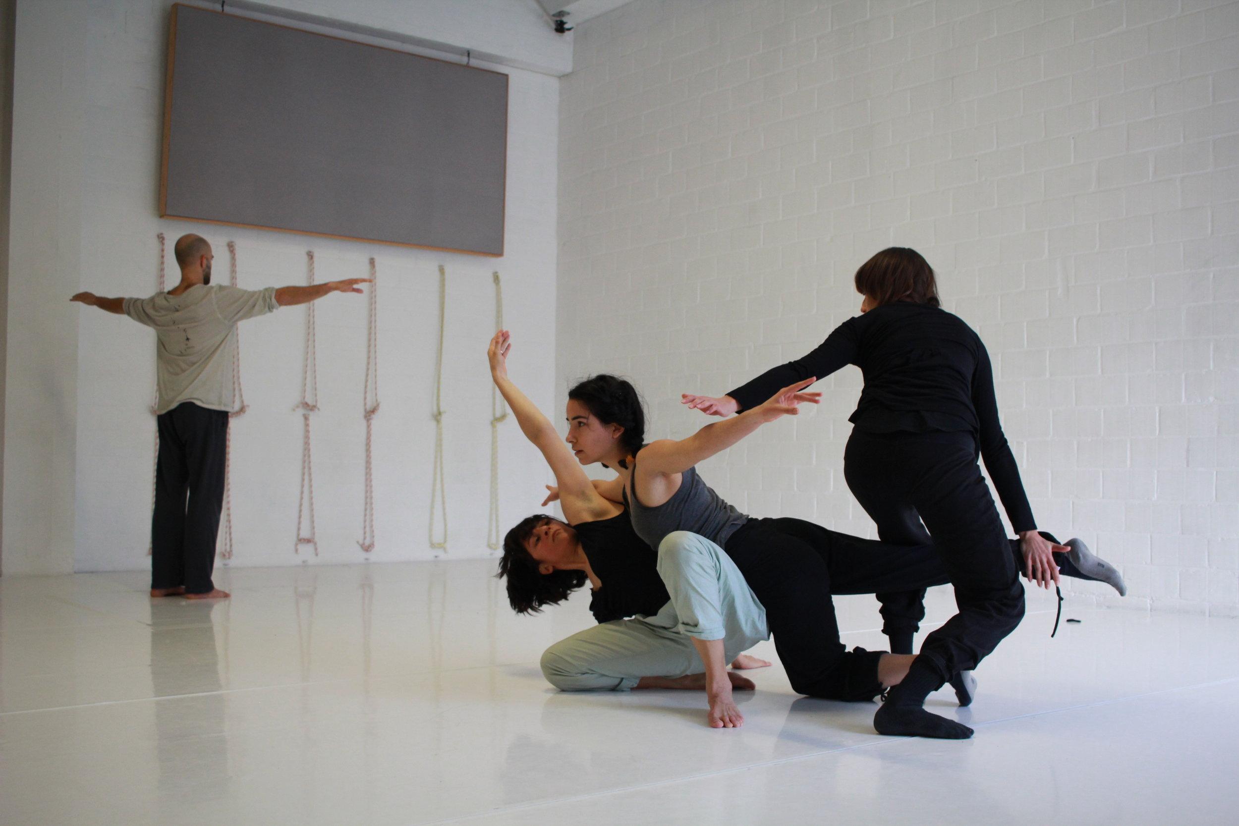 Alexia Périneau Danses et Mouvement