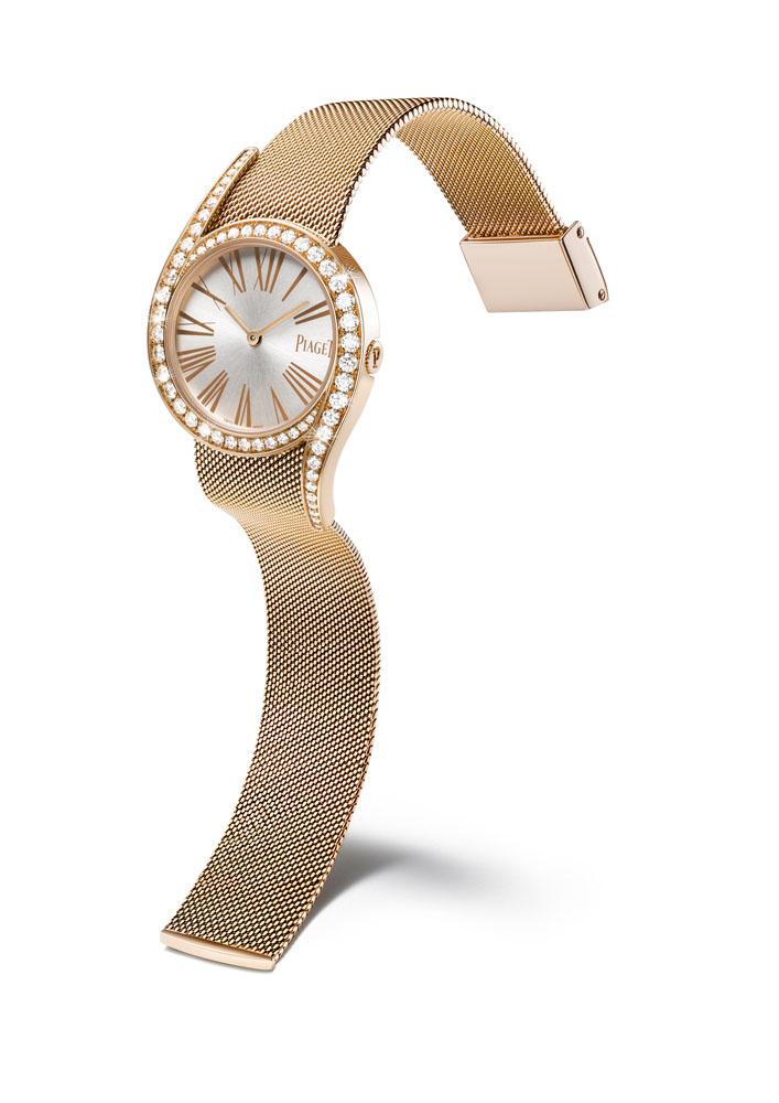 Ladies' Watch Prize:
