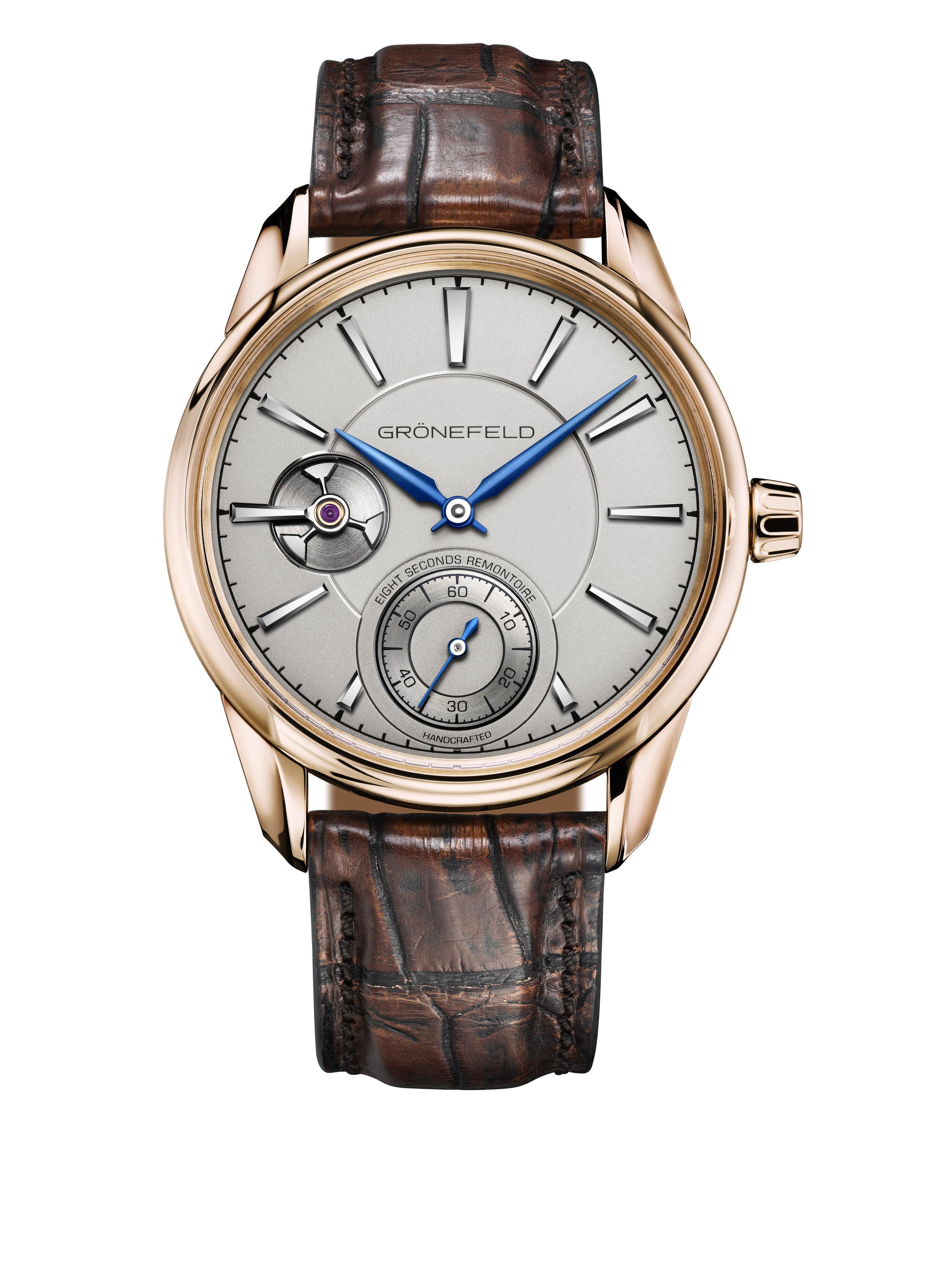 Men's Watch Prize: