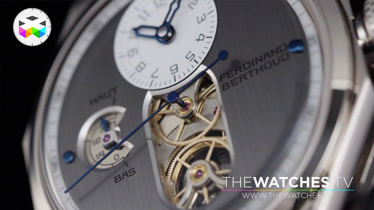 Chronomètre FB1 by Ferdinand Berthoud