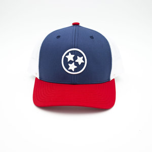 fa1e4ed16 Tennessee Tristar Hats - Cotton Mule