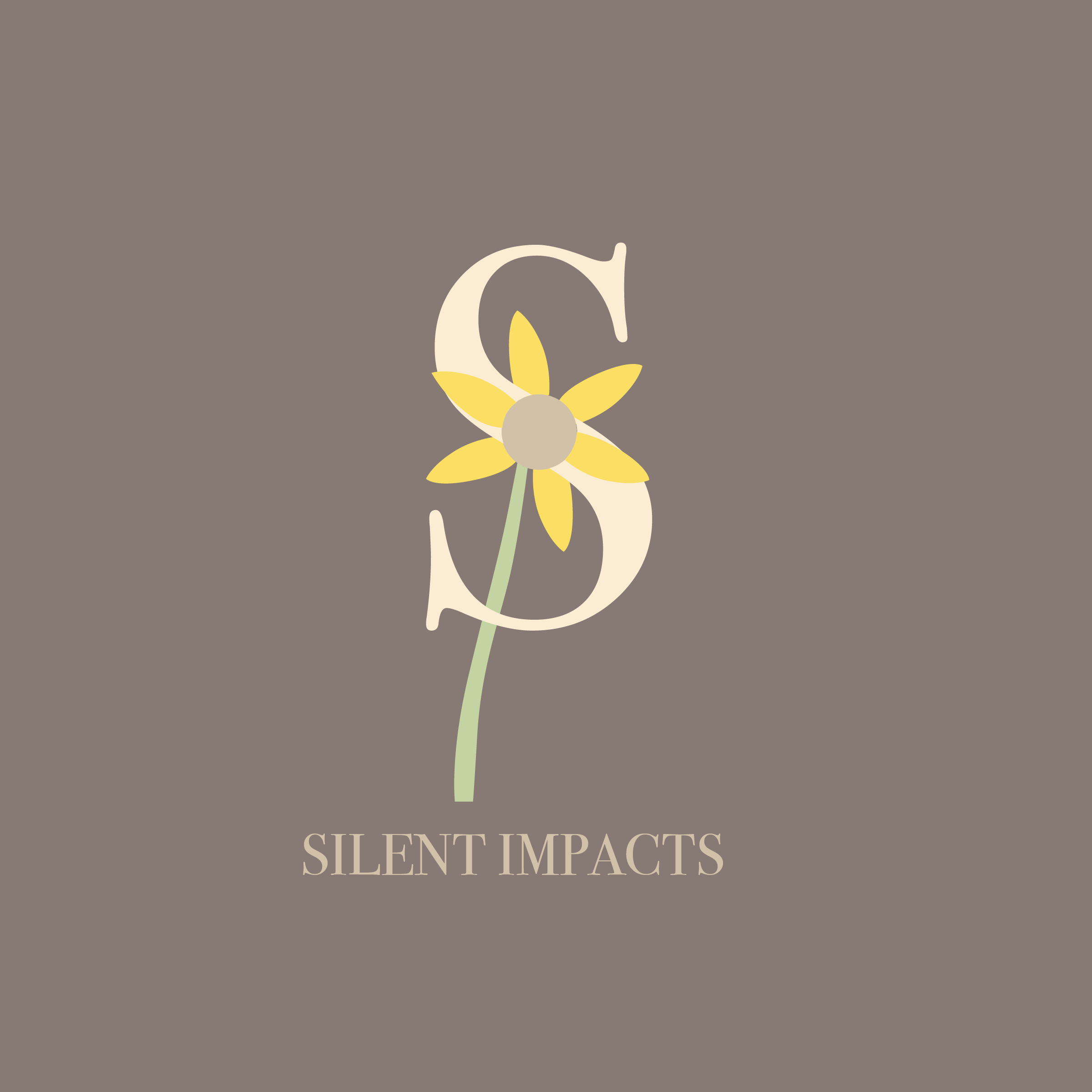 SILENT IMPACTS BRAND IDENTITY -