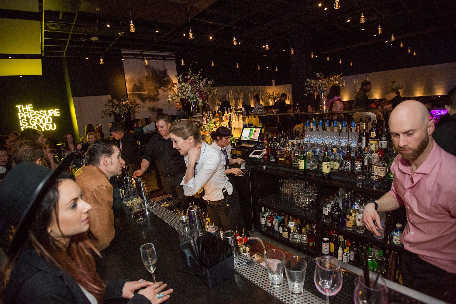 Photo from  Westword Article  on STK