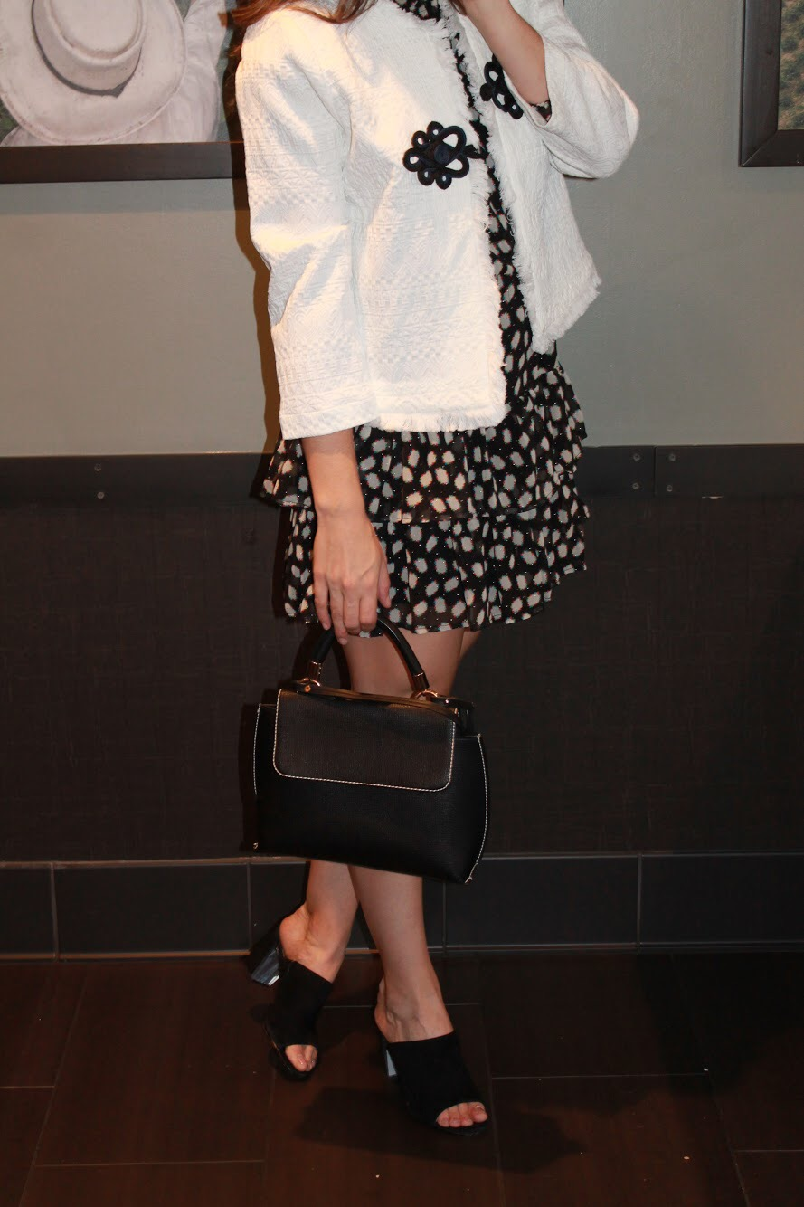 Off-The-Shoulder Peasant Dress, Only at Macy's - CR by Cynthia Rowley