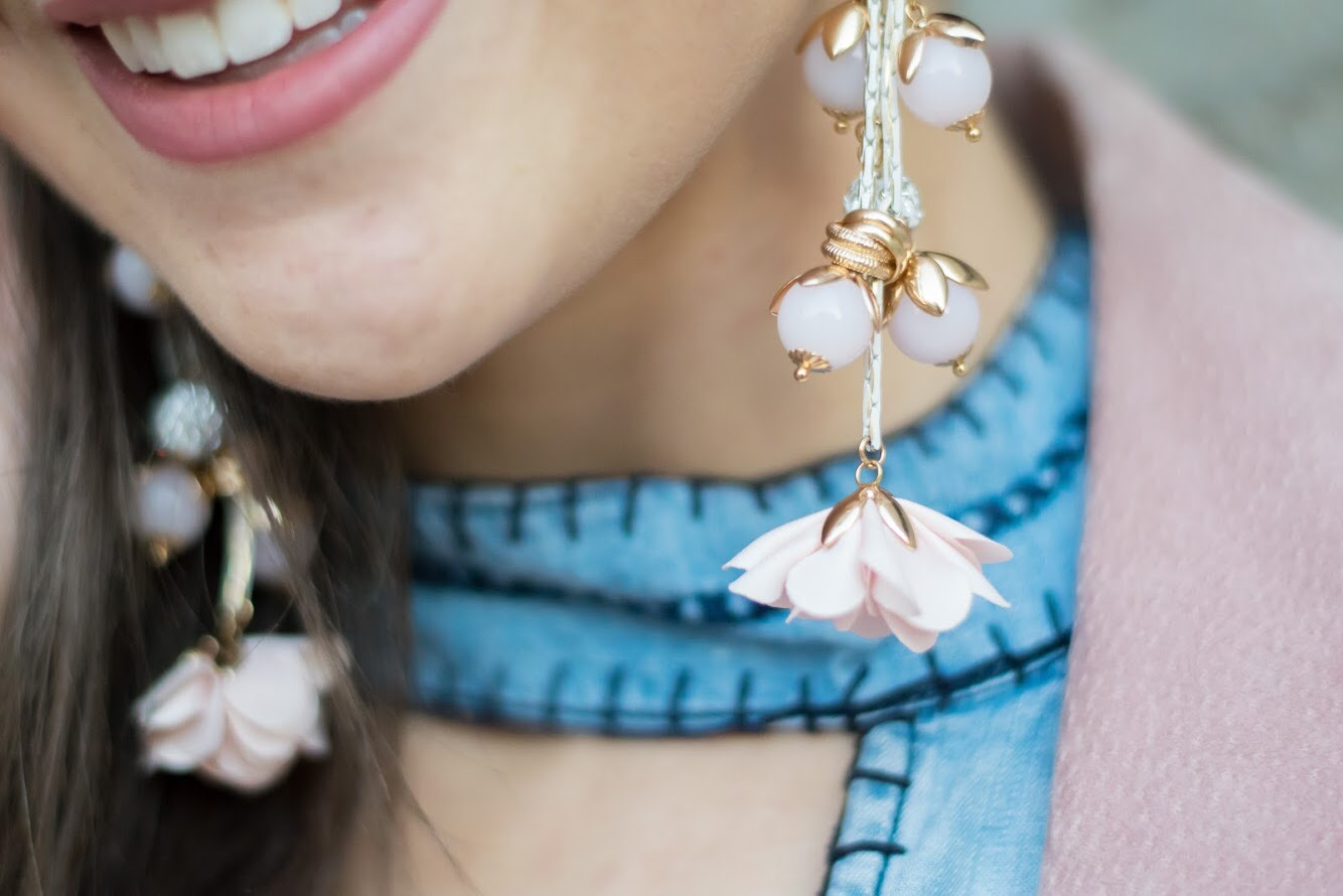 Similar earrings from Francesca's
