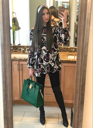OOTD - November 2018Occasion: Lunch at North Italia and shopping at Cherry CreekOutfit Details