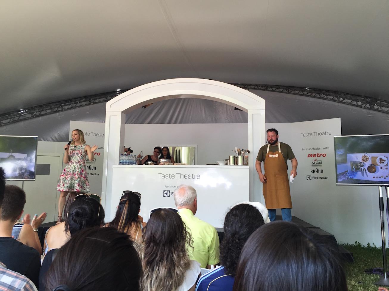 Chef David Neinstein of Barque (Live Cooking Show)