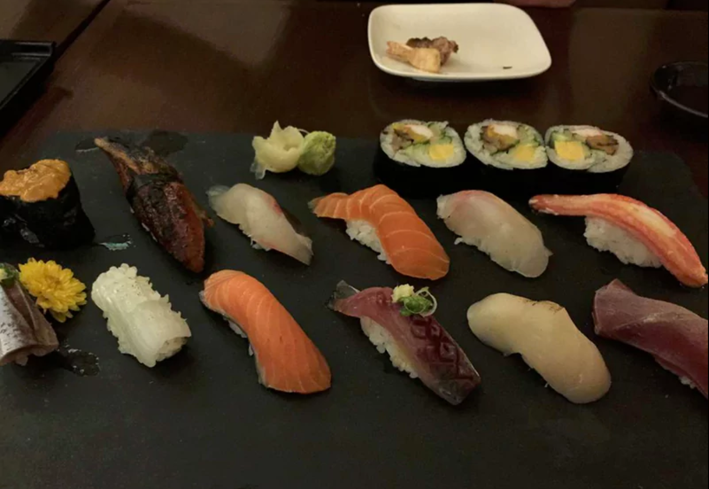 Chef's Sushi Plate