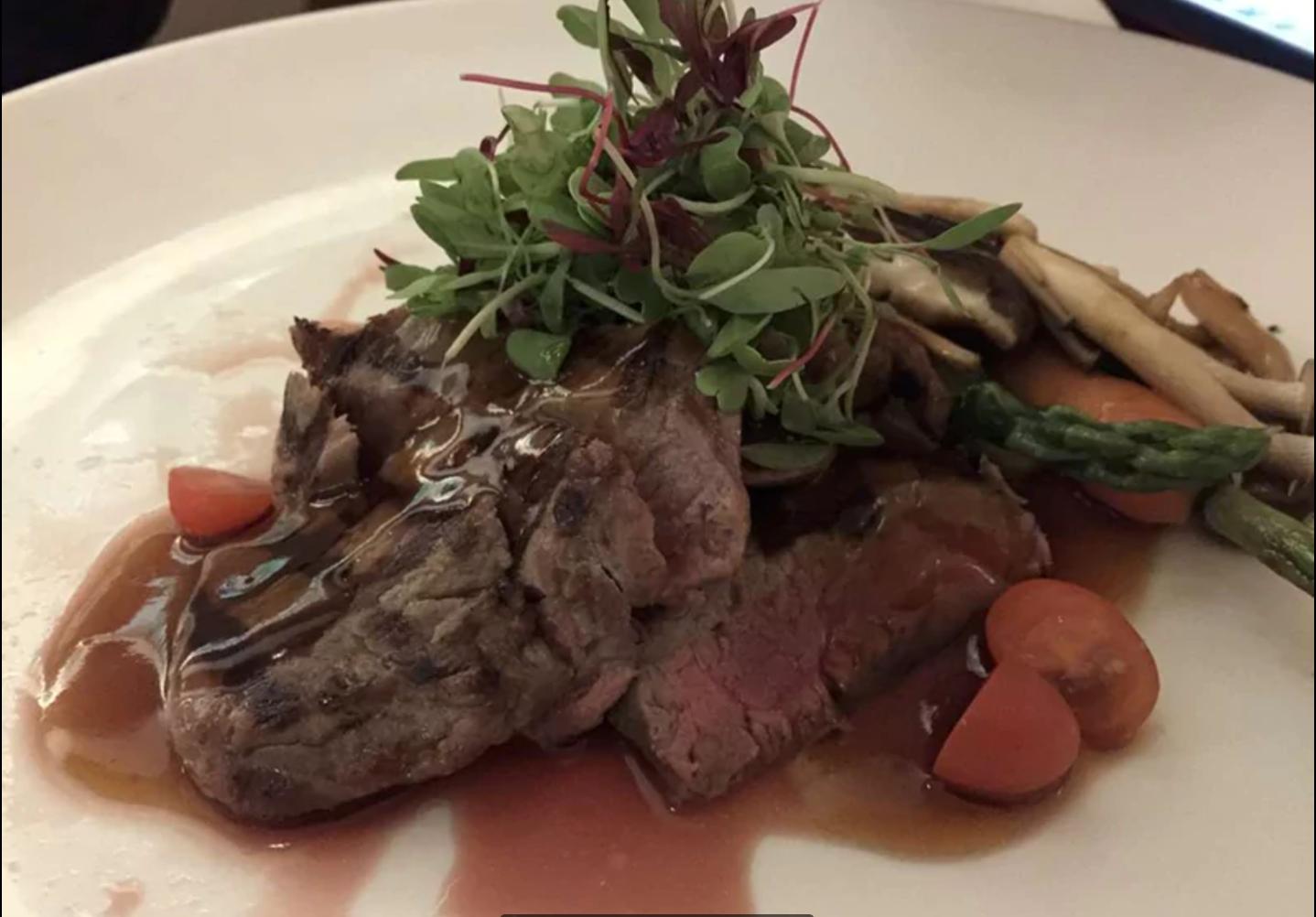 Waafu Steak