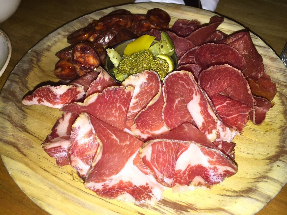 Cured Meat Board