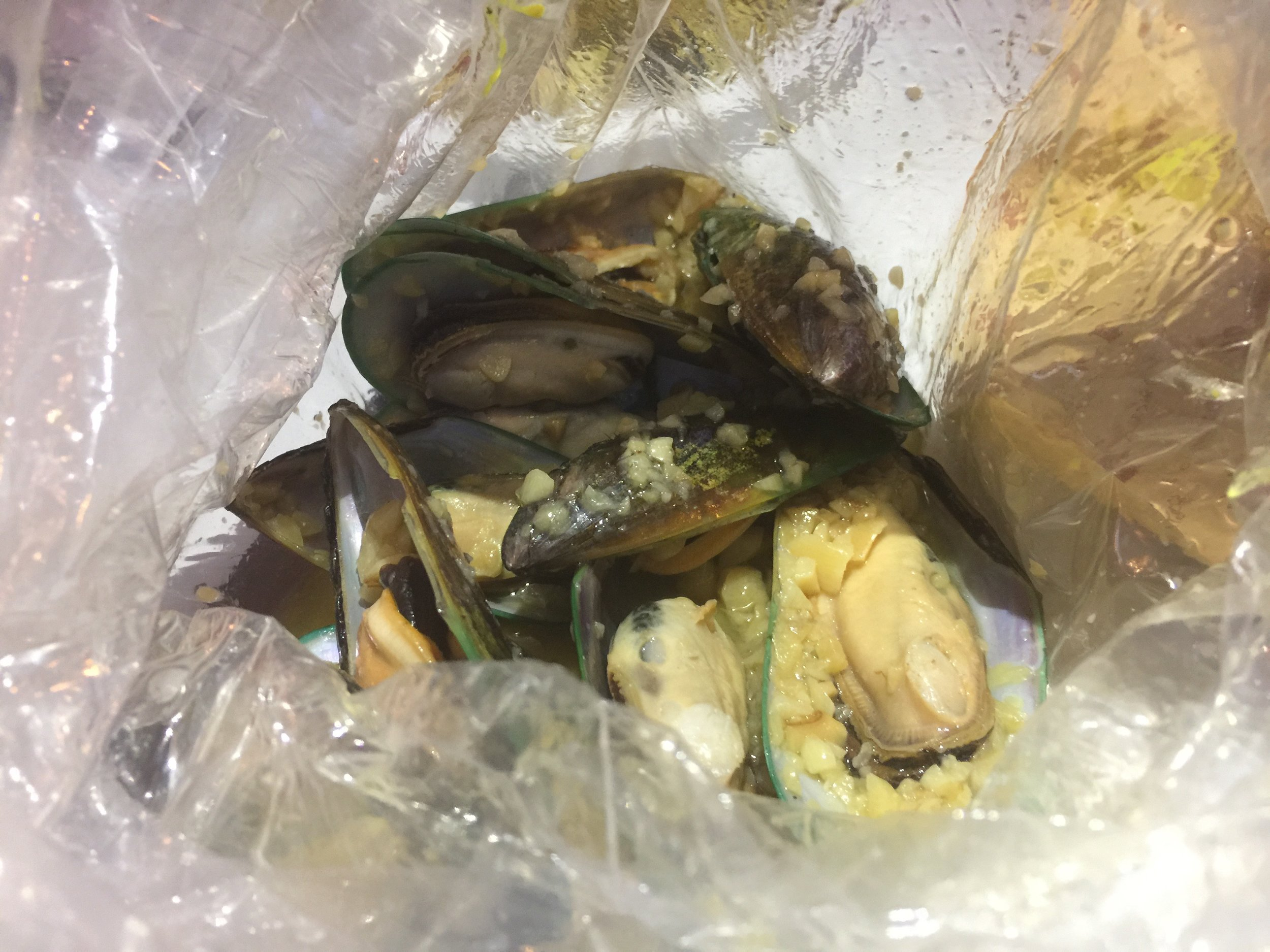 Bag of Mussels