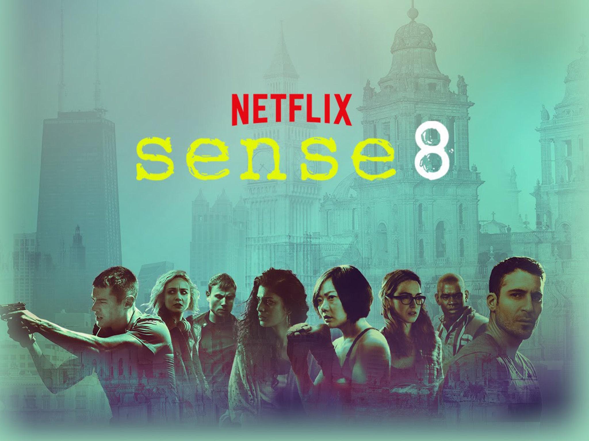 Directors Lana & Lilly Wachowski  S 1 & 2 Netflix  San Francisco, Chicago, Seoul