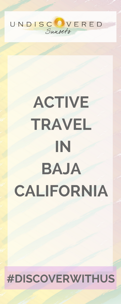 Active travel in Baja California