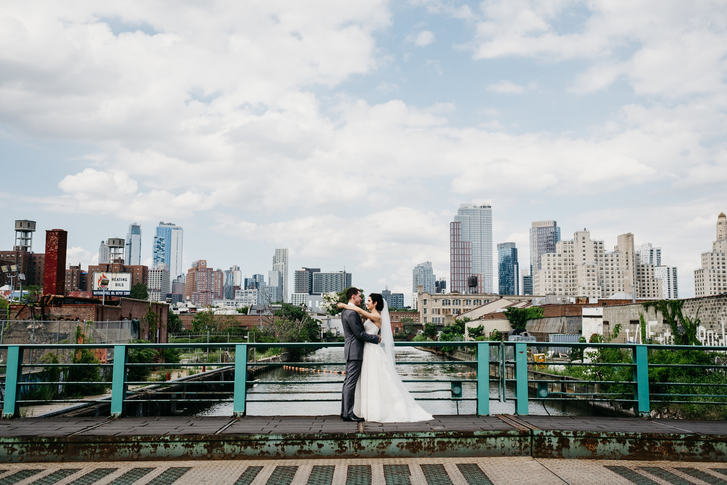 The Green Building Brooklyn Wedding