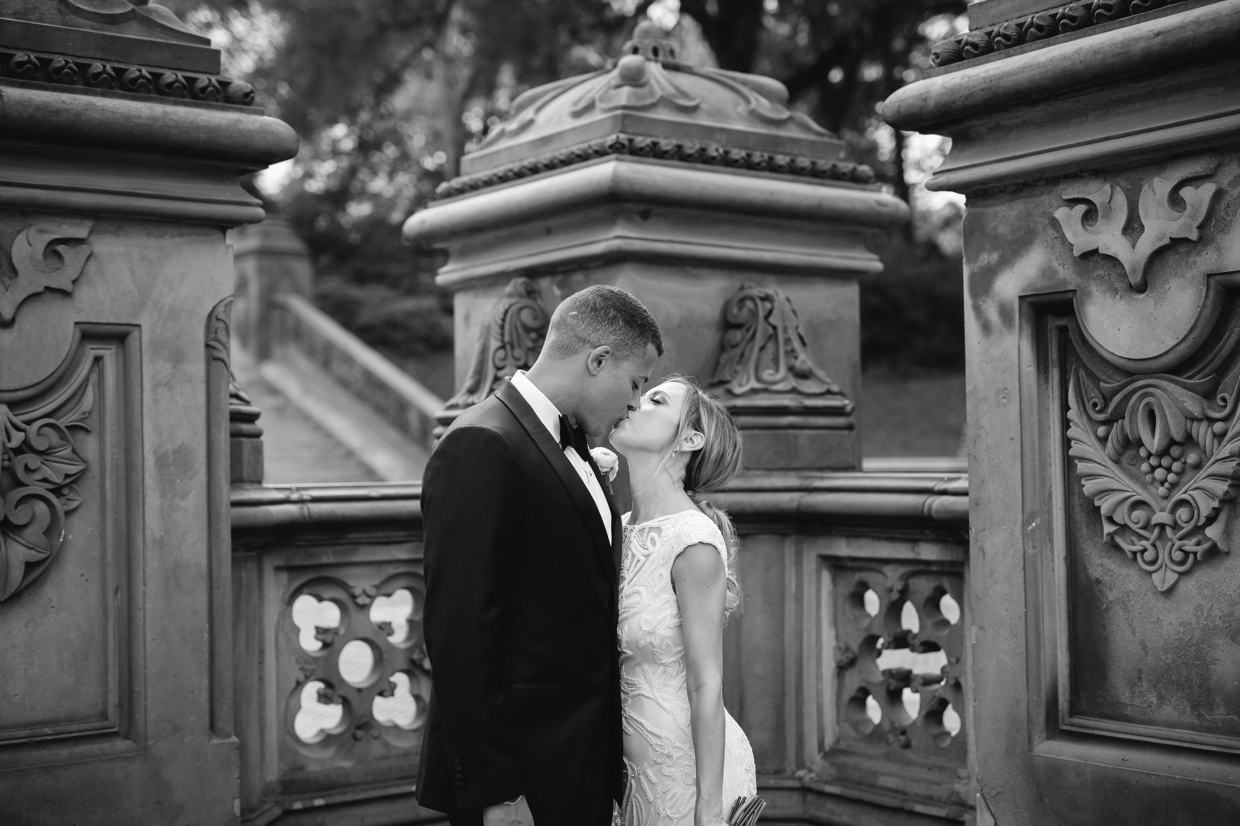 Central Park Loeb Boathouse Wedding