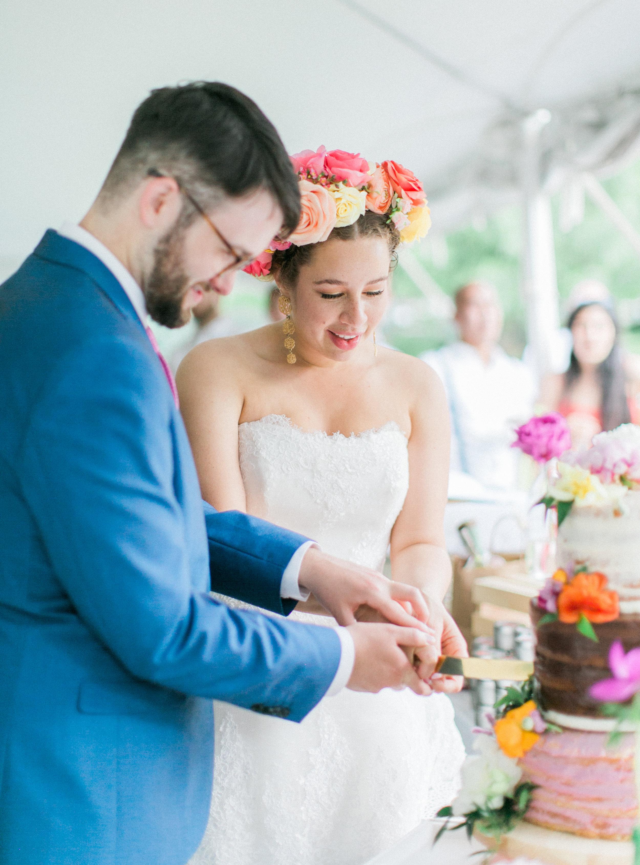 Queens Onderdonk House Wedding