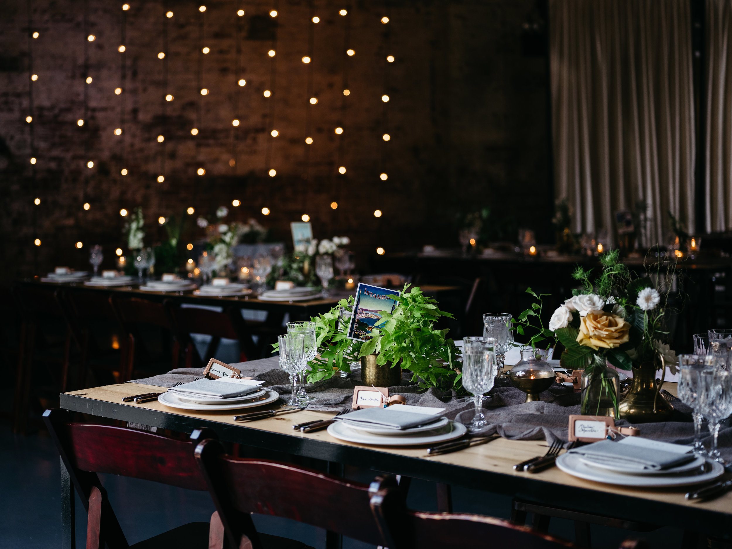 The Green Building Brooklyn Wedding